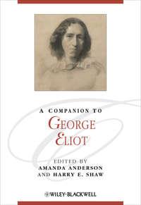 Обложка «A Companion to George Eliot»