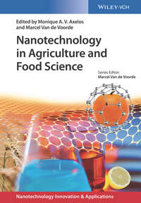 Обложка «Nanotechnology in Agriculture and Food Science»