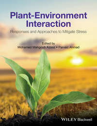 Обложка «Plant-Environment Interaction. Responses and Approaches to Mitigate Stress»