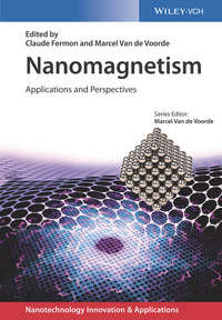 Обложка «Nanomagnetism. Applications and Perspectives»
