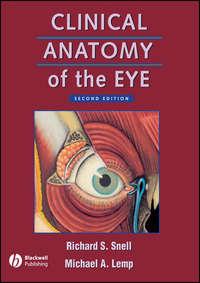 Обложка «Clinical Anatomy of the Eye»