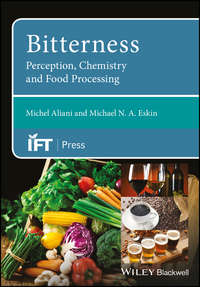 Обложка «Bitterness. Perception, Chemistry and Food Processing»