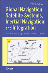 Обложка «Global Navigation Satellite Systems, Inertial Navigation, and Integration»