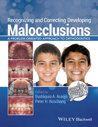 Обложка «Recognizing and Correcting Developing Malocclusions. A Problem-Oriented Approach to Orthodontics»