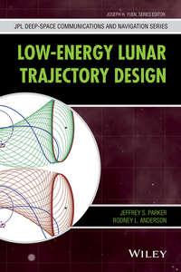 Обложка «Low-Energy Lunar Trajectory Design»