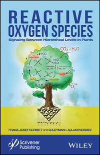 Обложка «Reactive Oxygen Species. Signaling Between Hierarchical Levels in Plants»