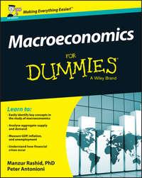 Обложка «Macroeconomics For Dummies - UK»