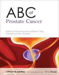 Обложка «ABC of Prostate Cancer»