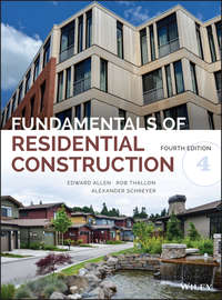 Обложка «Fundamentals of Residential Construction»