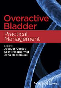 Обложка «Overactive Bladder. Practical Management»