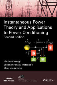Обложка «Instantaneous Power Theory and Applications to Power Conditioning»