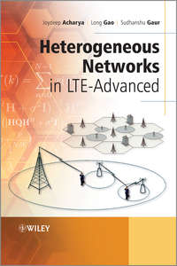 Обложка «Heterogeneous Networks in LTE-Advanced»