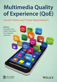 Обложка «Multimedia Quality of Experience (QoE). Current Status and Future Requirements»