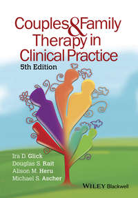 Обложка «Couples and Family Therapy in Clinical Practice»