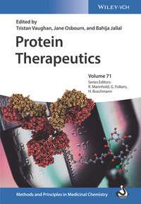 Обложка «Protein Therapeutics»