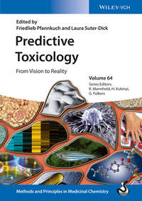 Обложка «Predictive Toxicology. From Vision to Reality»