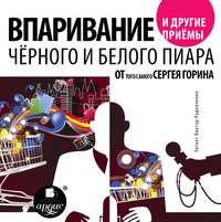 Обложка «Впаривание и другие приемы черного и белого пиара от того самого Сергея Горина»