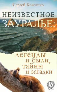 Обложка «Неизвестное Зауралье: легенды и были, загадки и тайны»