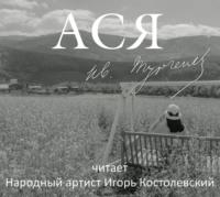 Обложка «Ася»