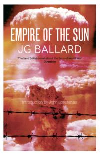 Обложка «Empire of the Sun»