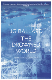 Обложка «The Drowned World»