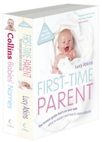 Обложка «First-Time Parent and Gem Babies' Names Bundle»