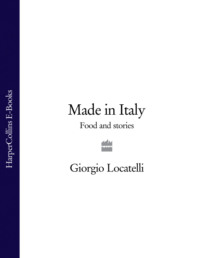 Обложка «Made in Italy: Food and Stories»