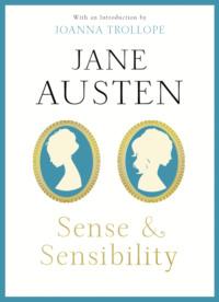 Обложка «Sense & Sensibility: With an Introduction by Joanna Trollope»