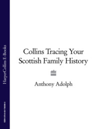 Обложка «Collins Tracing Your Scottish Family History»