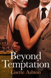 Обложка «Beyond Temptation»