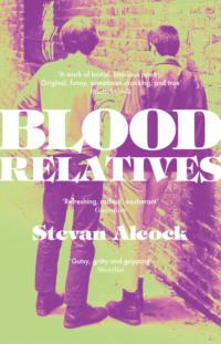 Обложка «Blood Relatives»