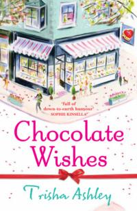 Обложка «Chocolate Wishes»