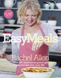 Обложка «Easy Meals»