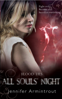 Обложка «Blood Ties Book Four: All Souls' Night»