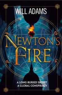 Обложка «Newton's Fire»