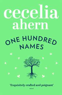 Обложка «One Hundred Names»