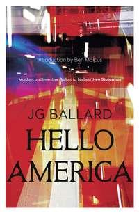 Обложка «Hello America»