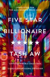Обложка «Five Star Billionaire»