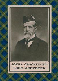 Обложка «Jokes Cracked By Lord Aberdeen»