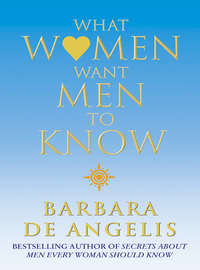Обложка «What Women Want Men To Know»