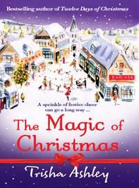 Обложка «The Magic of Christmas»