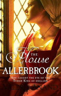 Обложка «The House Of Allerbrook»