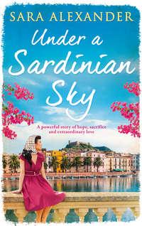 Обложка «Under a Sardinian Sky»