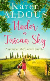 Обложка «Under a Tuscan Sky»