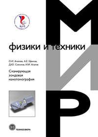 Обложка «Сканирующая зондовая нанотомография»