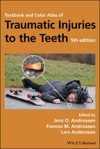 Обложка «Textbook and Color Atlas of Traumatic Injuries to the Teeth»