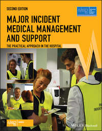 Обложка «Major Incident Medical Management and Support. The Practical Approach in the Hospital»