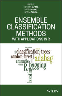 Обложка «Ensemble Classification Methods with Applications in R»