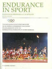 Обложка «Endurance in Sport»