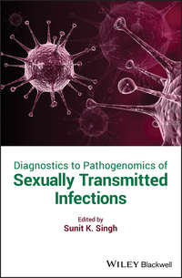 Обложка «Sexually Transmitted Diseases»